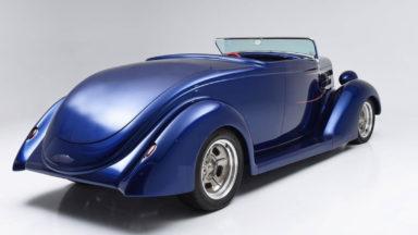 1936 Ford Custom Roadster 4