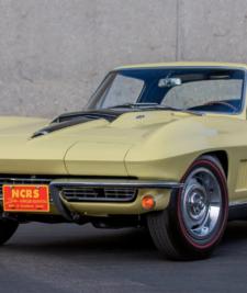 Mecum Top Sale = 67 Corvette L88 Coupe