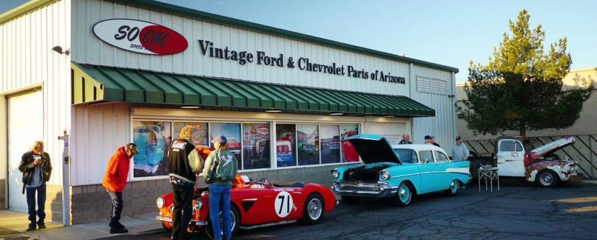 Hot rod Shops are disappearing