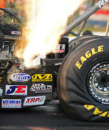 how dragster tires work