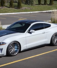 Ford Mustang Hybrid Coming